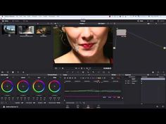 How to Remove Skin Blemishes with Davinci Resolve 12 - YouTube