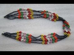 Easy Necklace Making From Beads - Ideas & Thoughts Seed Bead Jewelry, Diy Jewelry, Beaded Jewelry, Handmade Jewelry, Beaded Necklace, Jewelry Design, Beaded Bracelets, Jewelry Ideas, Fashion Jewelry
