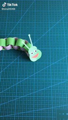 Hand Crafts For Kids, Diy Home Crafts, Toddler Crafts, Diy For Kids, Fun Crafts, Paper Crafts Origami, Paper Crafts For Kids, Craft Activities For Kids, Preschool Crafts
