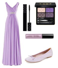 """""""story"""" by syddie-winchester on Polyvore featuring Gucci, French Sole FS/NY and Bobbi Brown Cosmetics"""