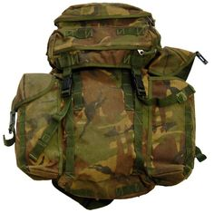 Army surplus rucksack http://www.anothermag.com/loves/4