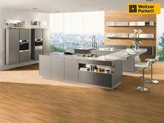 Kitchen, Table, Furniture, Home Decor, Stairway, Cuisine, Kitchens, Interior Design, Home Interior Design