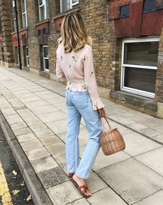 Slopped some Piri Piri down my pretty pink top so here's the back view instead 😂🤦🏼♀️ Shop the outfit via the link in my… Edgy Outfits, Cool Outfits, Summer Outfits, Fashion 2020, Fashion Trends, Women's Fashion, Country Attire, Pink Tops, Types Of Fashion Styles