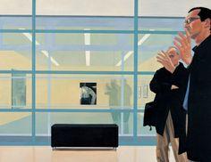 nuncalosabre.Pintura. Painting - Tim Eitel Richard Diebenkorn, Ocean Park, Figurative Art, Painting, American, Human Figures, Inspiration, Posters, Artists