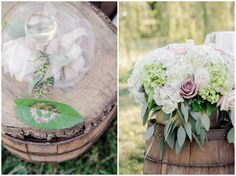Country Chic Styled Wedding   Virginia Arboretum15