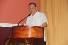 """En la Universidad de Cartagena fue presentado el libro """"Fabio Morón Díaz, un jurista de excelencia"""" #Unicartagena #Derecho"""