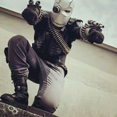 My deadshot Cosplay, what do you think guys?