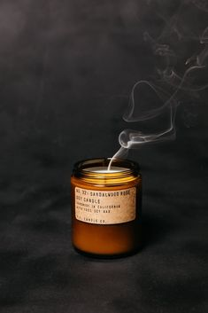37712502b60a P.F. Candle Co. - NO. 32  SANDALWOOD ROSE - 7.2 OZ STANDARD SOY CANDLE