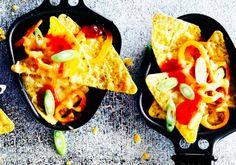 Deze 5 overheerlijke gourmetrecepten ... Nachos, Ethnic Recipes, Food, Essen, Meals, Tortilla Chips, Yemek, Eten