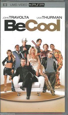 Be Cool  (UMD-Movie, 2005) John Travolta, Uma Thurman, The Rock