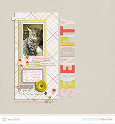 Serendipity Elements and Serendipity Papers by One Little Bird;  Template: Whip It Up Mega vol 3 and Font - AMDSortOfMyType both by Amy Martin