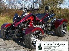 QUAD ATV Speedstar 300 ccm Automatik Quad  mit 2 Personen Straßenzulassung NEU