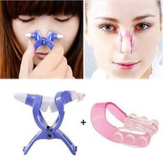 Correction of the nose. Without surgery. Need to wear 1-2 months. Every day for 20-30 minutes. $0.98  FREE DELIVERY . here you can buy reasonably-priced of high quality goods .