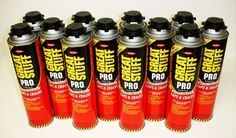 A Warehouse Full! - Dow Great Stuff PRO Gap and Crack Fireblock Foam Sealant 24 oz PRO Cans Full Cases, $109.00 (http://www.awarehousefull.com/dow-great-stuff-pro-gap-and-crack-fireblock-foam-sealant-24-oz-pro-cans-full-cases/)