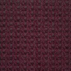 "Chenille  Pattern: GRID                                    Color: 30743 GARENT  54"" Wide – Fiber Contents 100% Polyester  Repeat: 0.375"" Horizontal, 0.375"" Vertical  Cleaning Code: S  Abrasion: 39,000 Double Rubs    Made in China  UFAC Class I  PRICE GROUP B  Available With Optional Nano-Tex® Treatment"