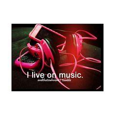 MUSIC IS MY LIFE AND IT ALWAYS WILL BE I love music so much more then I should