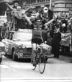 Merckx won the 1971 Milan-San Remo, his fourth of a total seven victories
