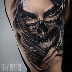 Tattoo by Beny Pearce! @tat2beny on #Instagram  #tat2beny #savemyink
