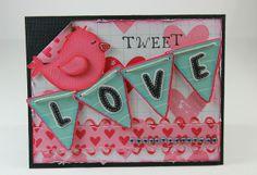 Tweet Love - Kristy ScrappyK