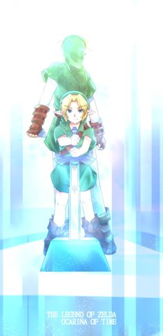 Link - Hero of Time