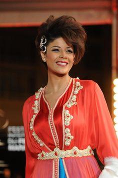 Beautiful Laila Hadioui
