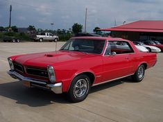 1965 GTO  (in my top 10)