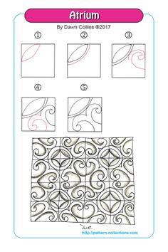 Új minták: frissítés - pattern-collections.com