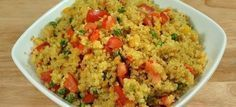 Quinoa aux légumes - Recettes Cookeo