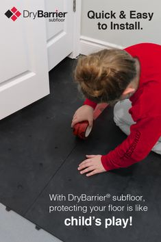 Best DryBarrier Subfloor Images On Pinterest In Craft - Dry barrier subfloor