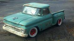 My #c10 Chevrolet truck! 1966