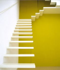 Colorful Staircase Design Ideas