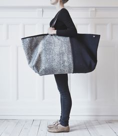 Why fashion loves a supermarket shopping bag