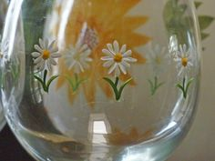 Creating Wonderful Spaces: Painting Glass With Morse Code!