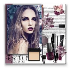 """""""Purple Kinds of Beautiful!"""" by bliznec ❤ liked on Polyvore featuring beauty, Christian Dior, Estée Lauder, Möve, MAC Cosmetics, Chanel, OPI, NARS Cosmetics, Urban Decay and Gucci"""