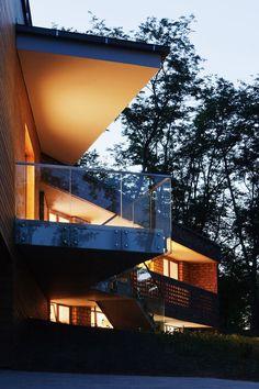 twin houses - ekler architect - photo by tamás bujnovszky