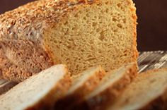 Gluten Free Bread....I also made yeast free by substituting baking powder & lemon juice for the yeast. So yummy!