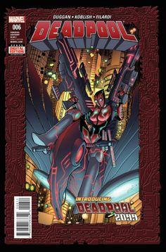 Deadpool 2099 First Appearance
