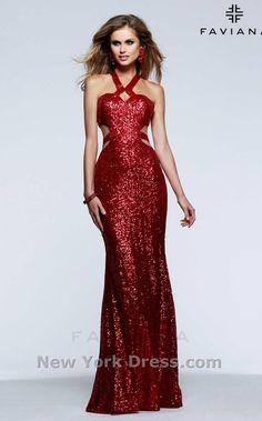 Faviana 7509 Dress - NewYorkDress.com