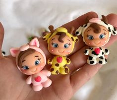 1 million+ Stunning Free Images to Use Anywhere Polymer Clay Fairy, Polymer Clay Ornaments, Polymer Clay Figures, Cute Polymer Clay, Polymer Clay Charms, Crochet Toys Patterns, Stuffed Toys Patterns, Clay Projects, Clay Crafts