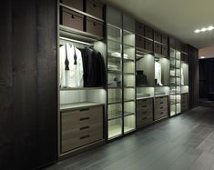 Cupboards | Storage-Shelving | Fitted | Poliform | Rodolfo. Check it out on Architonic
