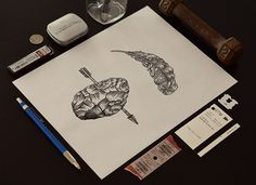 Imaginary Forces by Valle, Montreal, Quebec, Canada | Drawing | Fine Arts |  Illustration |
