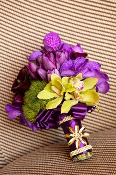 So beautiful. I love purple