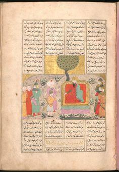 Firdausī: Šāhnāma - BSB Cod.pers. 8. - Iran, 1497 [902 h.] 10 Bayerische Staatsbibliothek