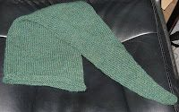 thru the eyes of a crafter: Josh's Link Hat and Triforce Scarf