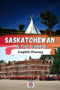 On our road trip across Canada, we spent almost two weeks in Saskatchewan, uncovering the best things to do in Saskatchewan including hiking, museums, Backpacking Canada, Canada Travel, Travel Info, Travel Ideas, Stuff To Do, Things To Do, Saskatchewan Canada, Canada Holiday