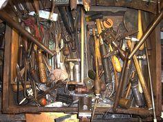 the top drawer by Scott Schreiber Jewelry Design, via Flickr
