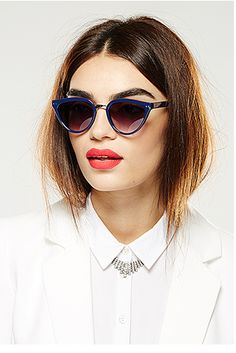 e9cb102a0fa From Forever 21 Stylish Sunglasses