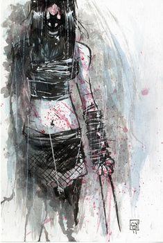 X 23 sketch by skottieyoung - Geek Art. Follow back if similar.- #comics #art