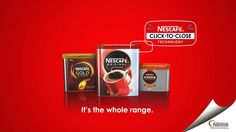 NESCAFE -The Simply Better Tin.