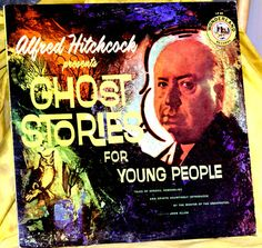 1962 | Ghost Stories For Young People | Hitchcock | VG | eBay